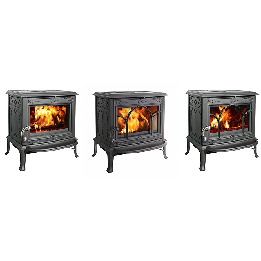 Jotul F 100 - Stoves, Multi-Fuel, Wood Burning Stoves - West Country