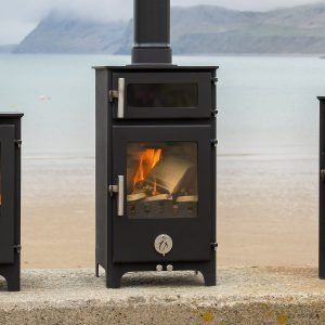 Hungry Penguin - Chilli Penguin Multifuel Stove