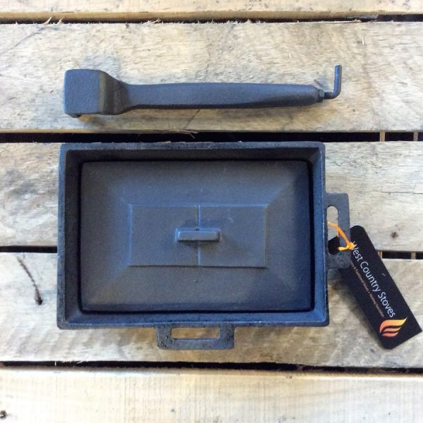 Cast Iron Panini Press - West Country Stoves
