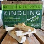 kiln dried kindling