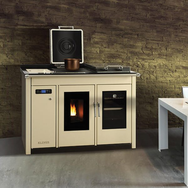 klover traditional smart 120 boiler stove