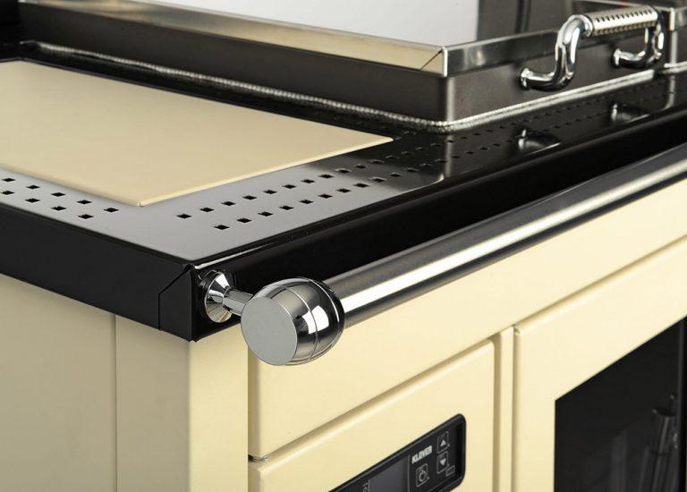klover traditional smart 120 boiler stove detail