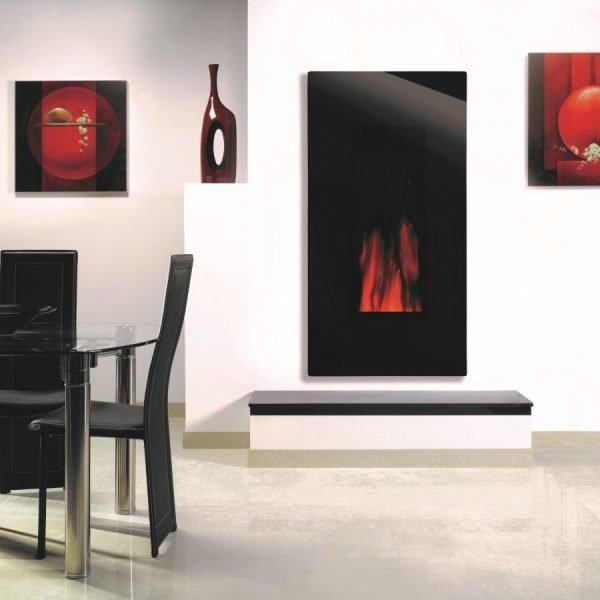 Gazco Studio Electric Glass Fire