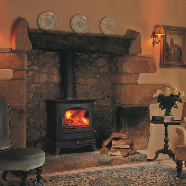 Chesney Belgravia 8 Multi Fuel Stove