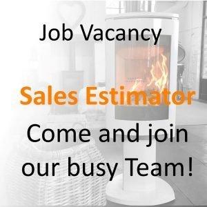 Job Vacancy - Sales Estimator