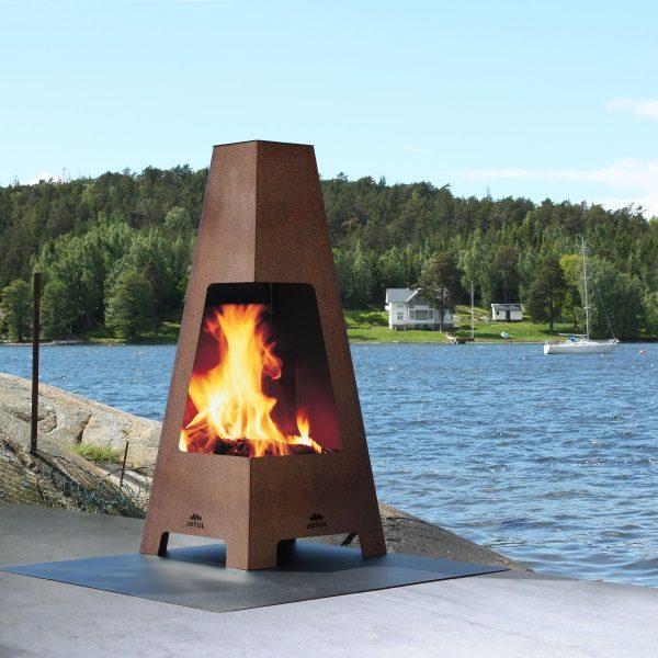 Jotul Terrazza Outdoor Fire
