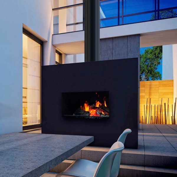 Escea EW5000 Outdoor Wood Fire