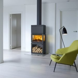 Jotul 520HT Heat retaining Wood burning stove