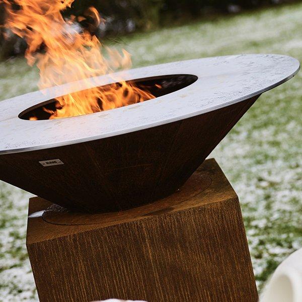 Rais Circle Outdoor Fire