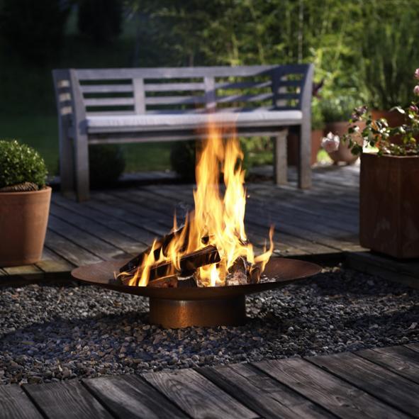Rais Ra Fire Pit