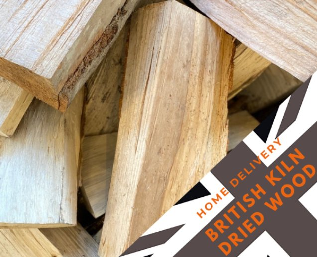 British Kiln Dried Wood Deliveries