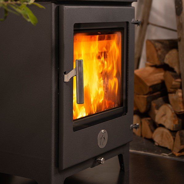 Stock Cube Wood Burning Stove