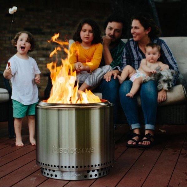 Solo Bonfire Stove